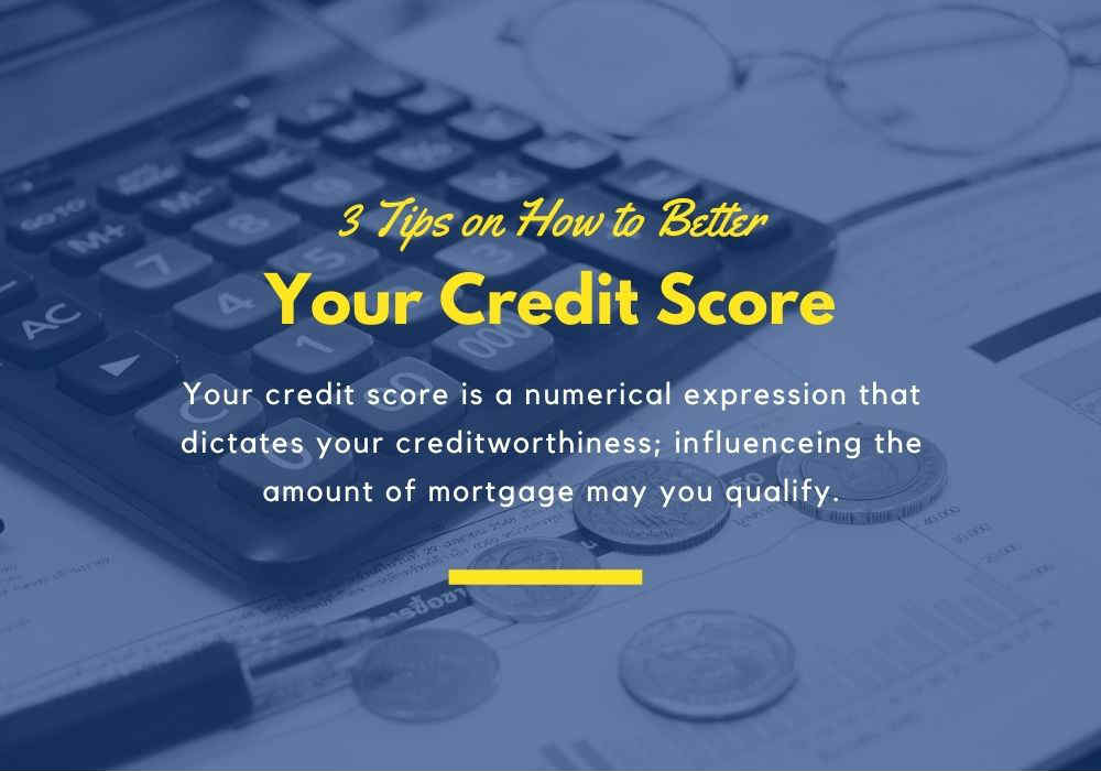 3 Tips on How to Better Your Credit Score in Ottawa, Ontario