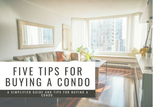 Five Tips for Buying a Condo in Ottawa, Ontario